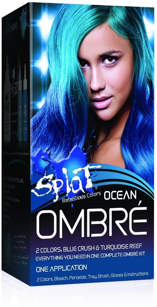 splat hair styles ombre hair color splat splat ombre 9304