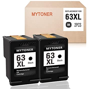 Amazon.com: MYTONER Cartucho de tinta remanufacturado para ...