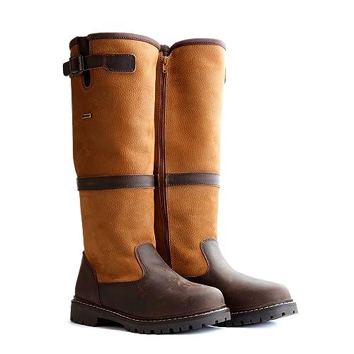 Travelin' Verdal Outdoorstiefel Leder Damen | Wasserdicht & Gefüttert | Für jedes Wetterbedingungen
