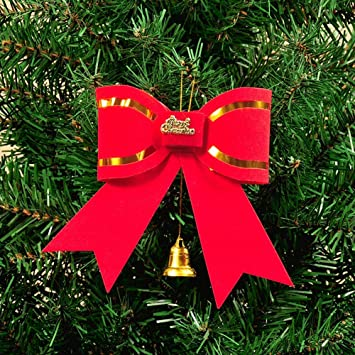 Amazon Com Berteri 6pcs Christmas Tree Ornament Hanging