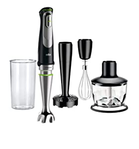 Braun MQ9037X Multiquick 9 ACTIVEBlade Technology Hand Blender