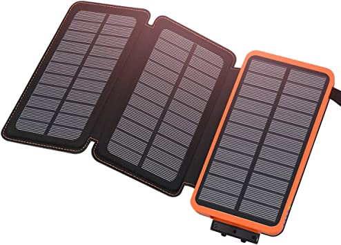 chargeur solaire addtop