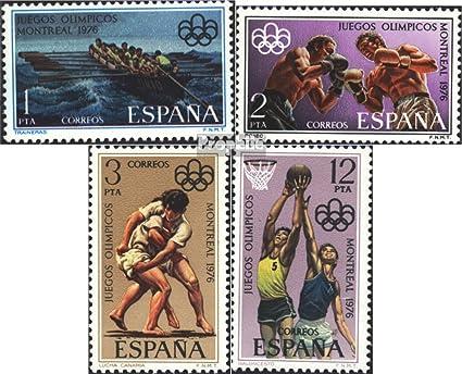 Prophila Collection España 2233-2236 (completa.edición ...