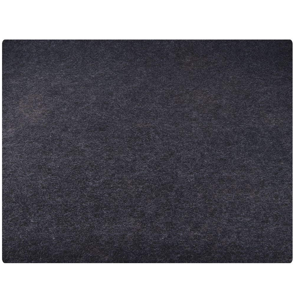 Garage Floor Mat (16.4 Feet x 6.6 Feet), Premium Absorbent Garage Floor Oil Mat – Reusable – Oil Pad Contains Liquids, Protects Garage Floor Surface