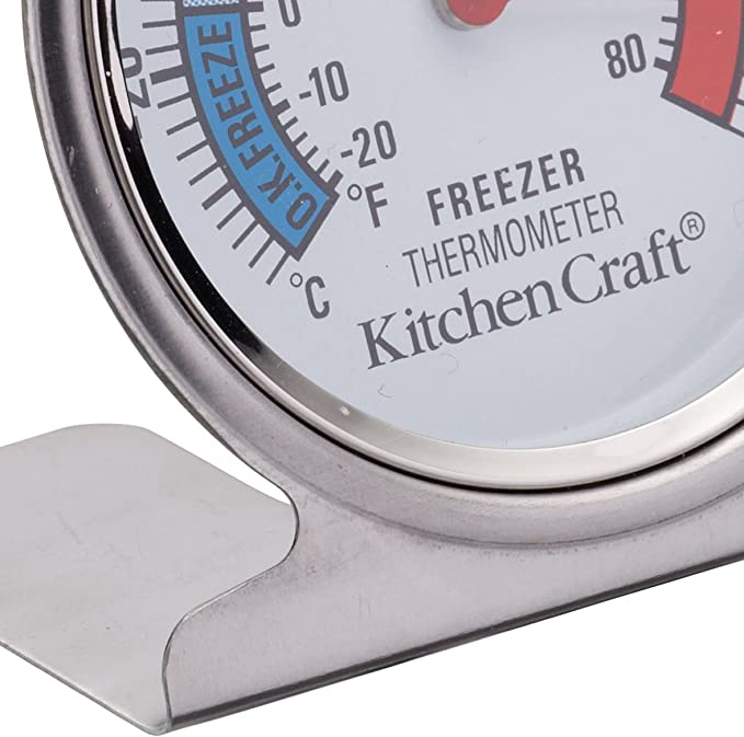Compra Kitchen Craft KCFRIDGETH - Termómetro para frigorífico ...