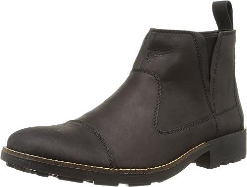 Rieker Herren 36050 00 Kurzschaft Stiefel: : Schuhe Nk6bH