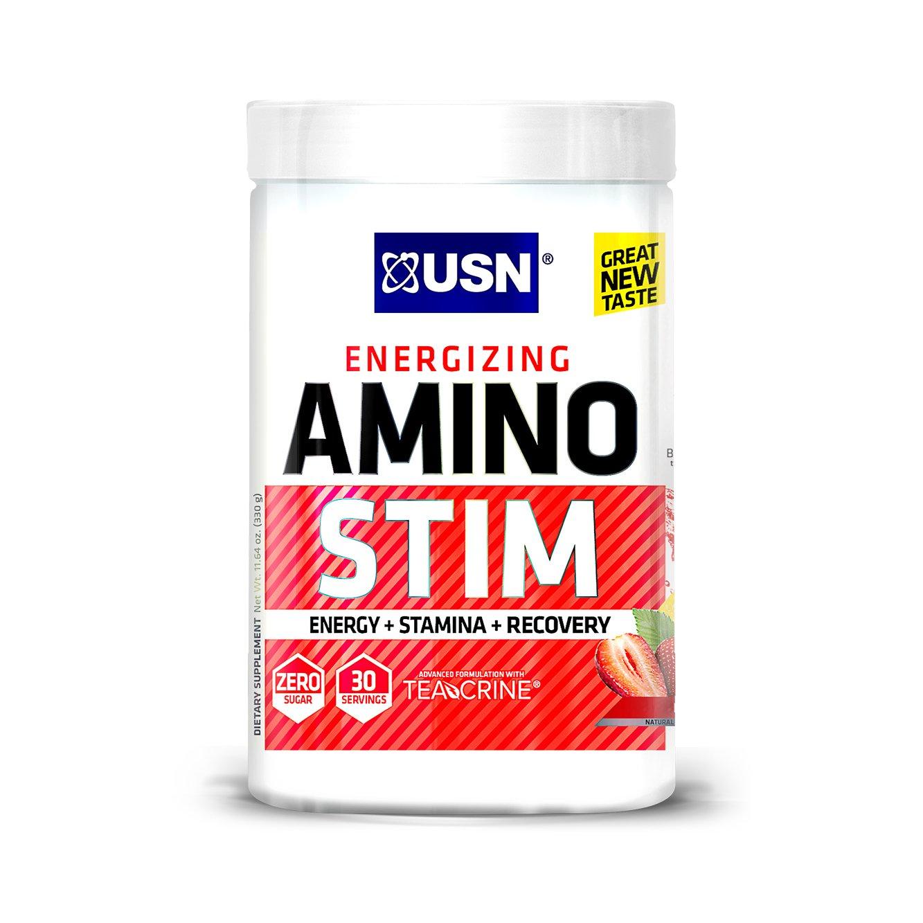 Amazon Com Usn Energizing Amino Stim Pineapple Mango