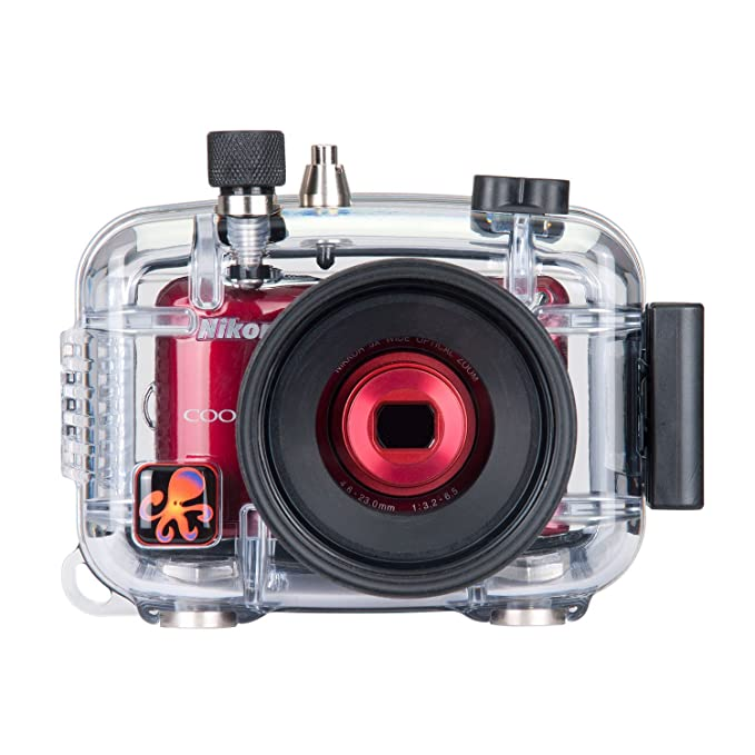 Ikelite carcasa submarina para cámara para Nikon L29 ...