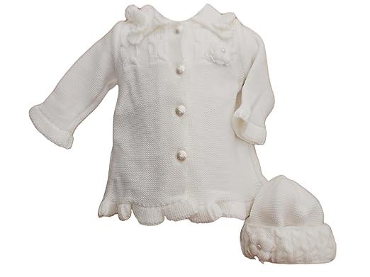 Baby Wear - Abrigos - para bebé niña blanco blanco 12 Meses