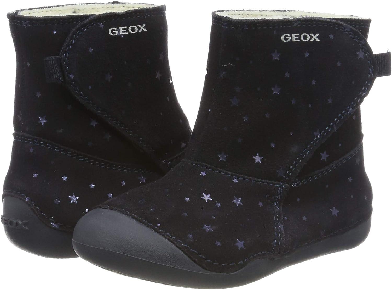 Geox B Tutim A Bottes B/éb/é Fille