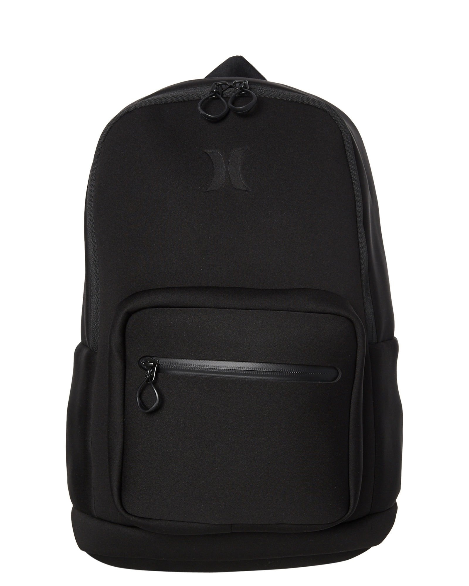 Hurley HU0008 Neoprene Backpack, Black - One Size