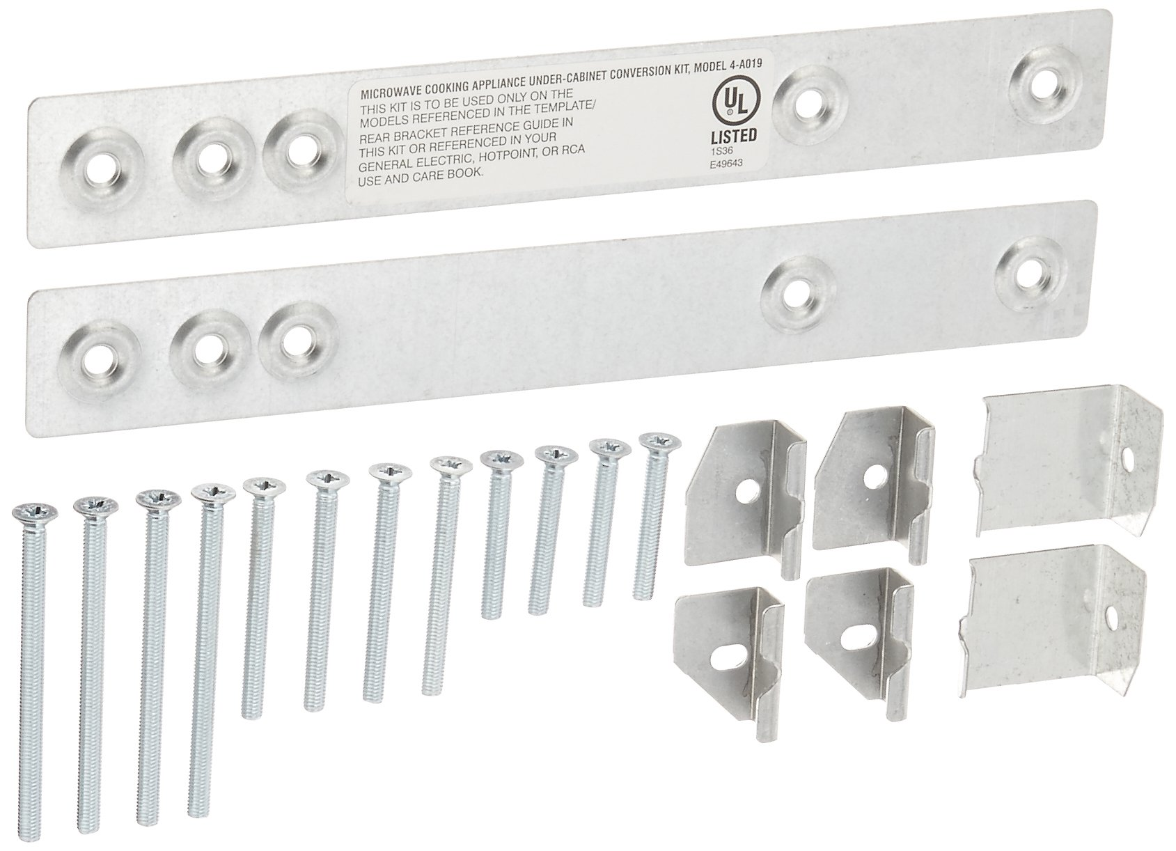 GE  WX4-A019 Installation Kit