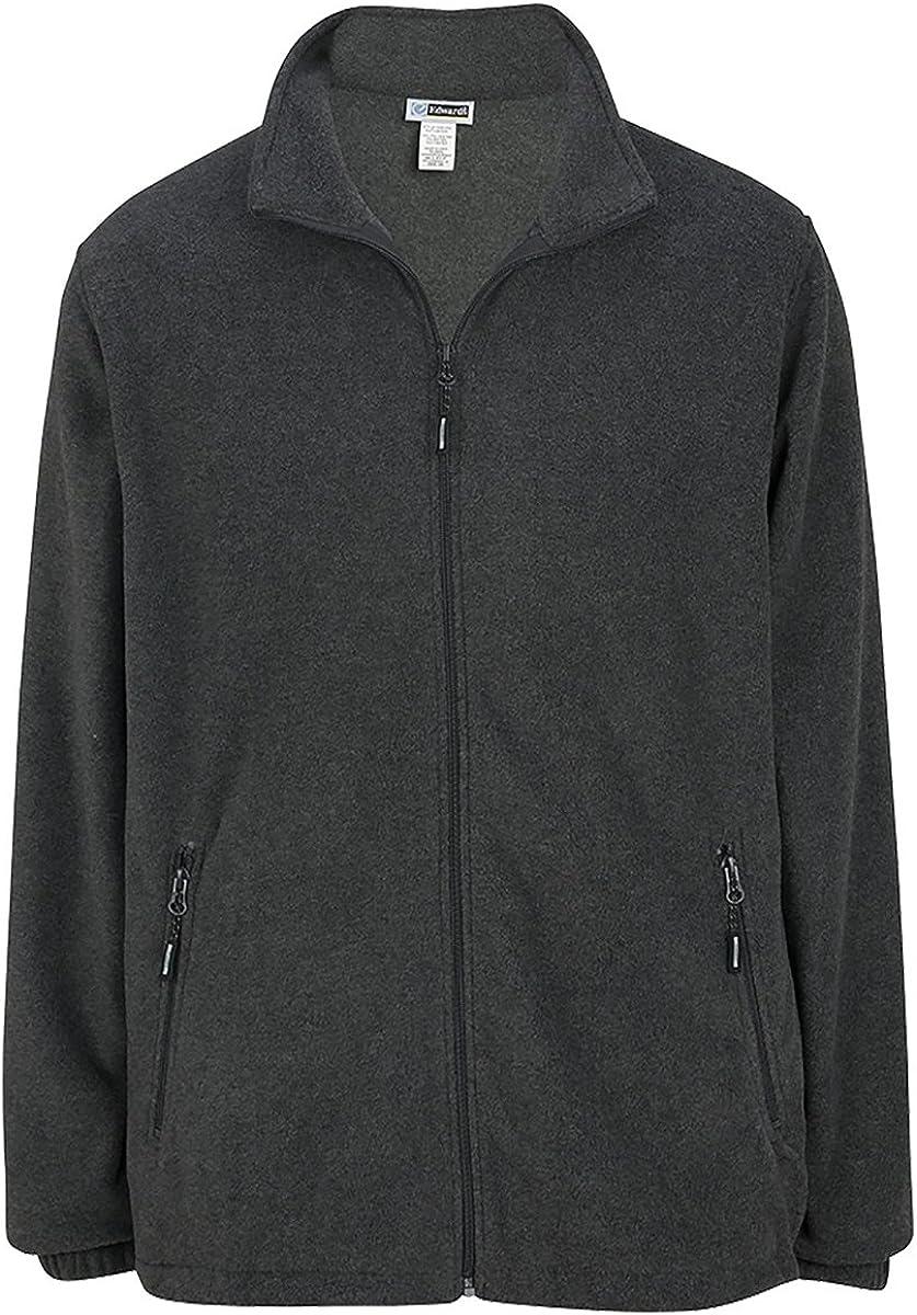 Ed Garments Mens Microfleece Jacket
