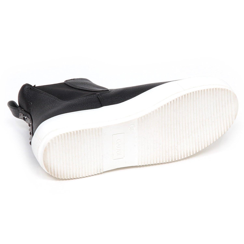 Gaudi E5344 Sneaker Damenschuhe Ecopelle Schuhe Schuhe Ecopelle ecoLeder Schuhe WomanNero 62a404