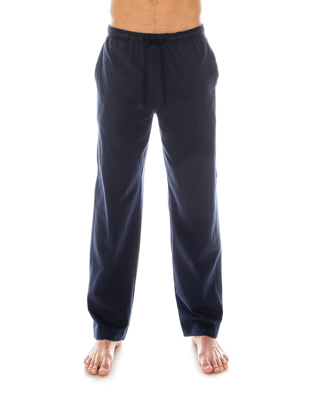 TINFL SLEEPWEAR メンズ B07C3J3Y6L Medium|Navy 100% Cotton Navy 100% Cotton Medium