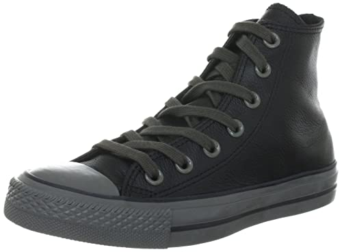 Converse Chuck Taylor All Star Lo Top Unisex Scarpe Da Ginnastica in Tela Blu Scuro UK 7