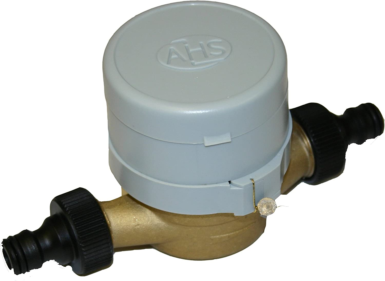 "House Garden WRAS approved 15mm 1//2/"" BSP Cold Water Meter"