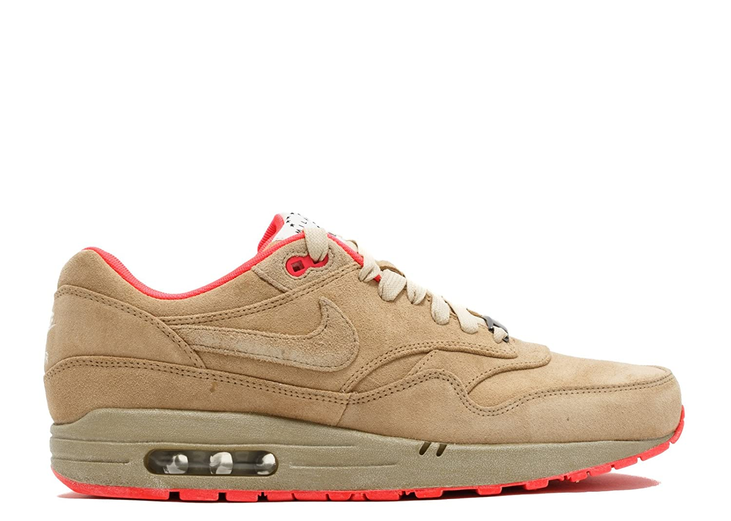 NIKE Air Max 1 Milan QS (Hometurf Series) - Linen  Amazon.co.uk  Shoes    Bags c3d7bfb2aaf