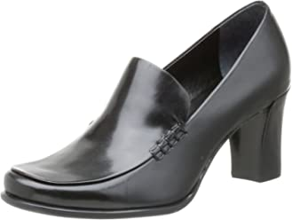 Franco Sarto Womens Nolan Tailored Slip-on Pump