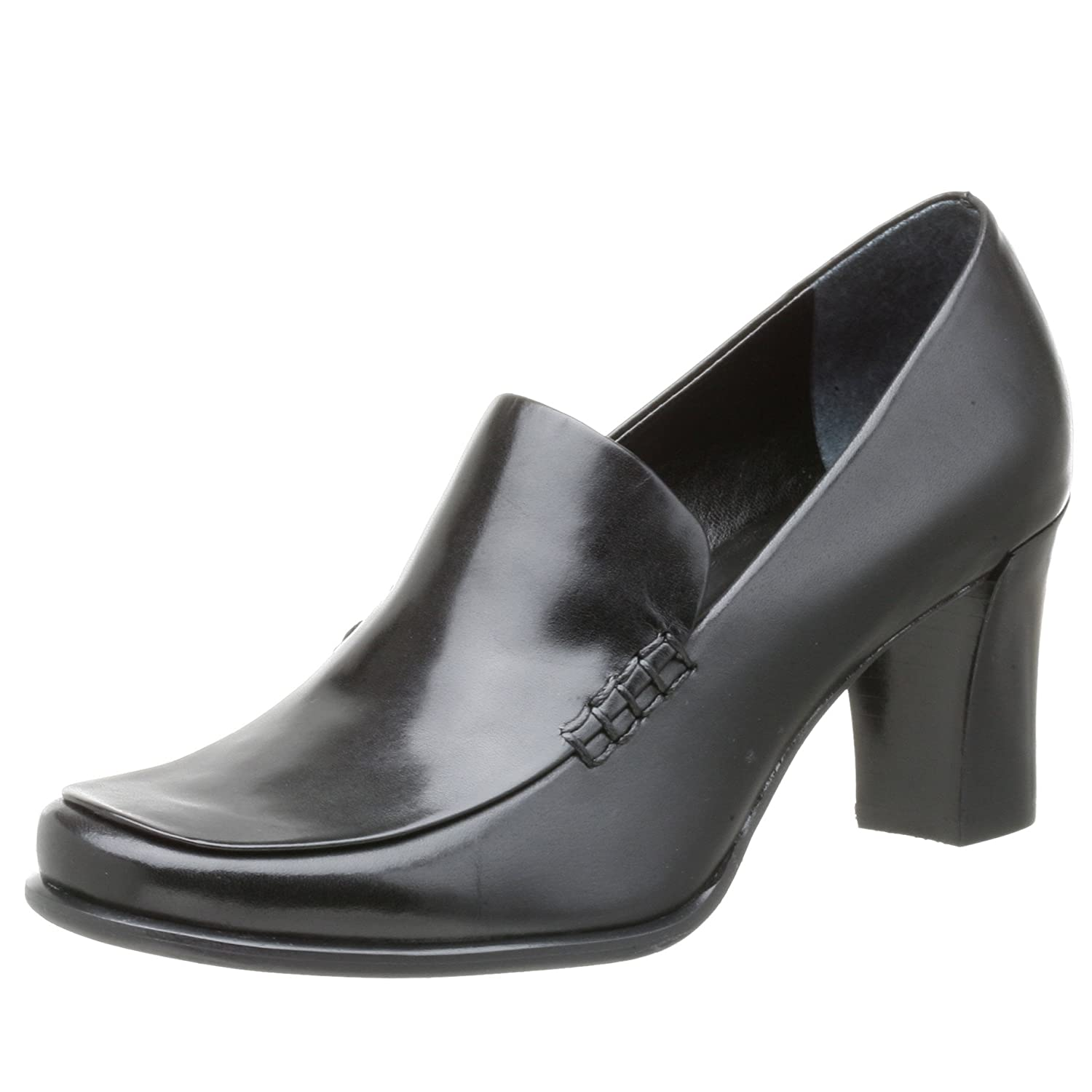 Franco Sarto Women's Nolan Tailored Slip-on Pump B000PHGXUO 7 B(M) US|Black