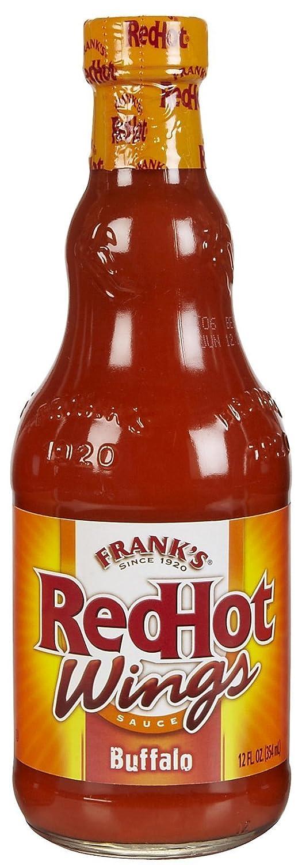 Frank S Redhot Wings Sauce Buffalo