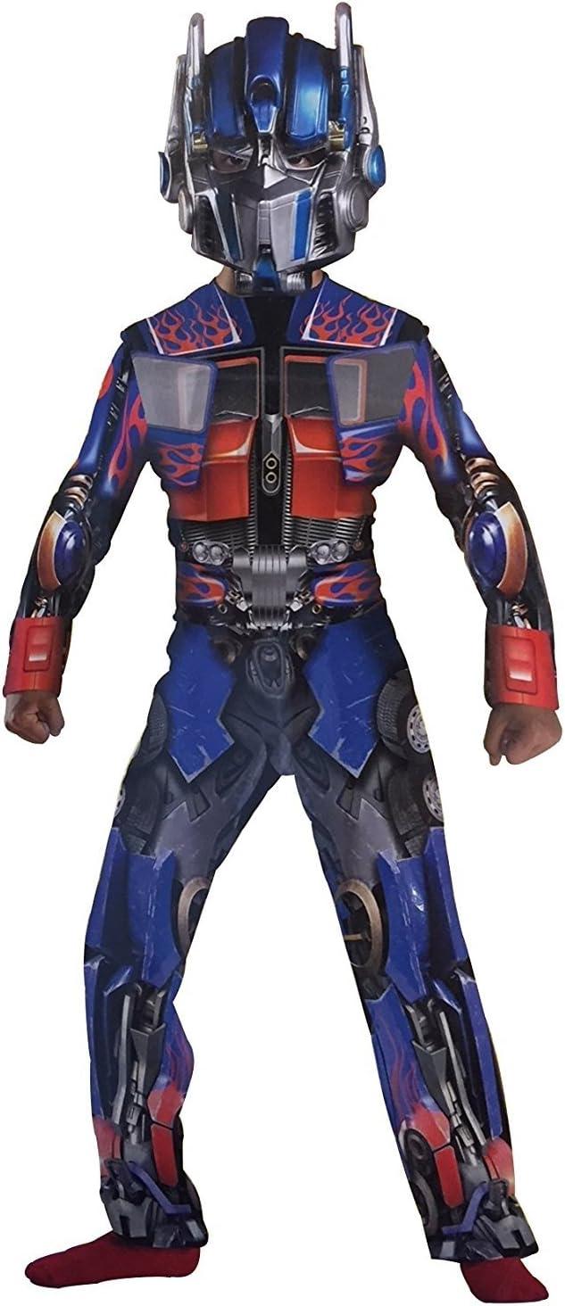 Disfraz de Prime, Transformers Revenge of the Fallen Deluxe ...