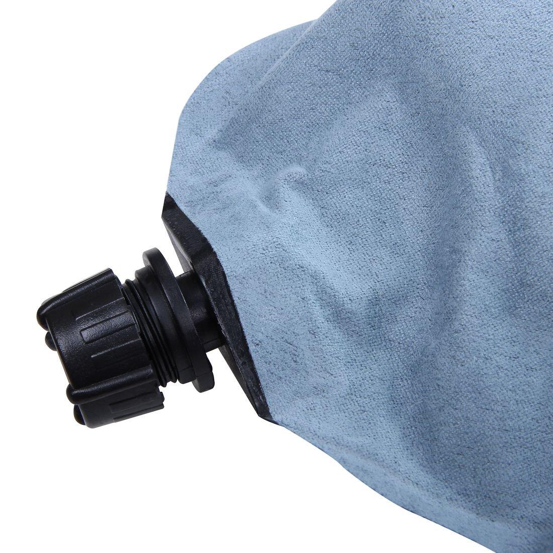 selbstaufblasende Luftmatratze wasserdichte Camping Luftmatte Matte in  4 Dicken 2 Breiten 2 Farben zur Wahl 10T selbstaufblasbare Mikrofaser Isomatte f/ür 1 /& 2 Personen weiches Thermo Luftbett