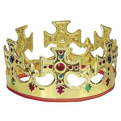 Adjustable King Crown: Toys & Games