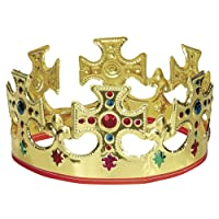 Novelty Majestic King, Queens Crown, Single Crown Included