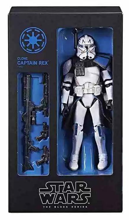 Star WarsThe Black SeriesCommander Wolffe6-Inch Action Figure