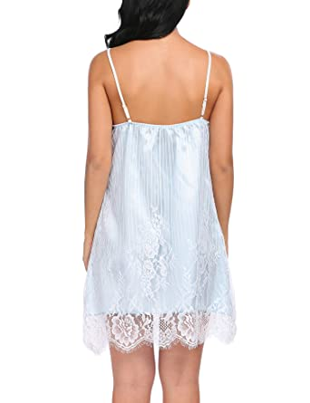 wearella Sexy Chiffon Lingerie Womens Push Up Babydoll Floral Ruffled  Nightgown at Amazon Women s Clothing store  9ed8f9d42