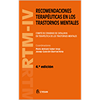 RTM-IV Recomendaciones terapéuticas en los trastornos mentales
