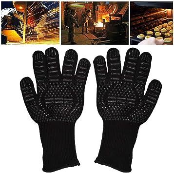 Guantes de horno de microondas, guantes ignífugos Guantes ...