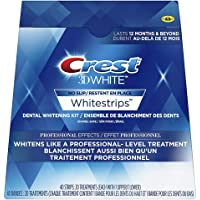 Crest 3D Whitestrips Professional White Teeth Whitening Kit - 20ct