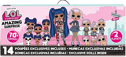 Amazon.es: Giochi Preziosi LLU93000 LOL Surprise - Sorpresa, color/modelo surtido: Juguetes y juegos