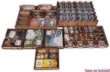 docsmagic.de Organizer Insert for Anachrony Box - Encarte: Amazon.es: Juguetes y juegos
