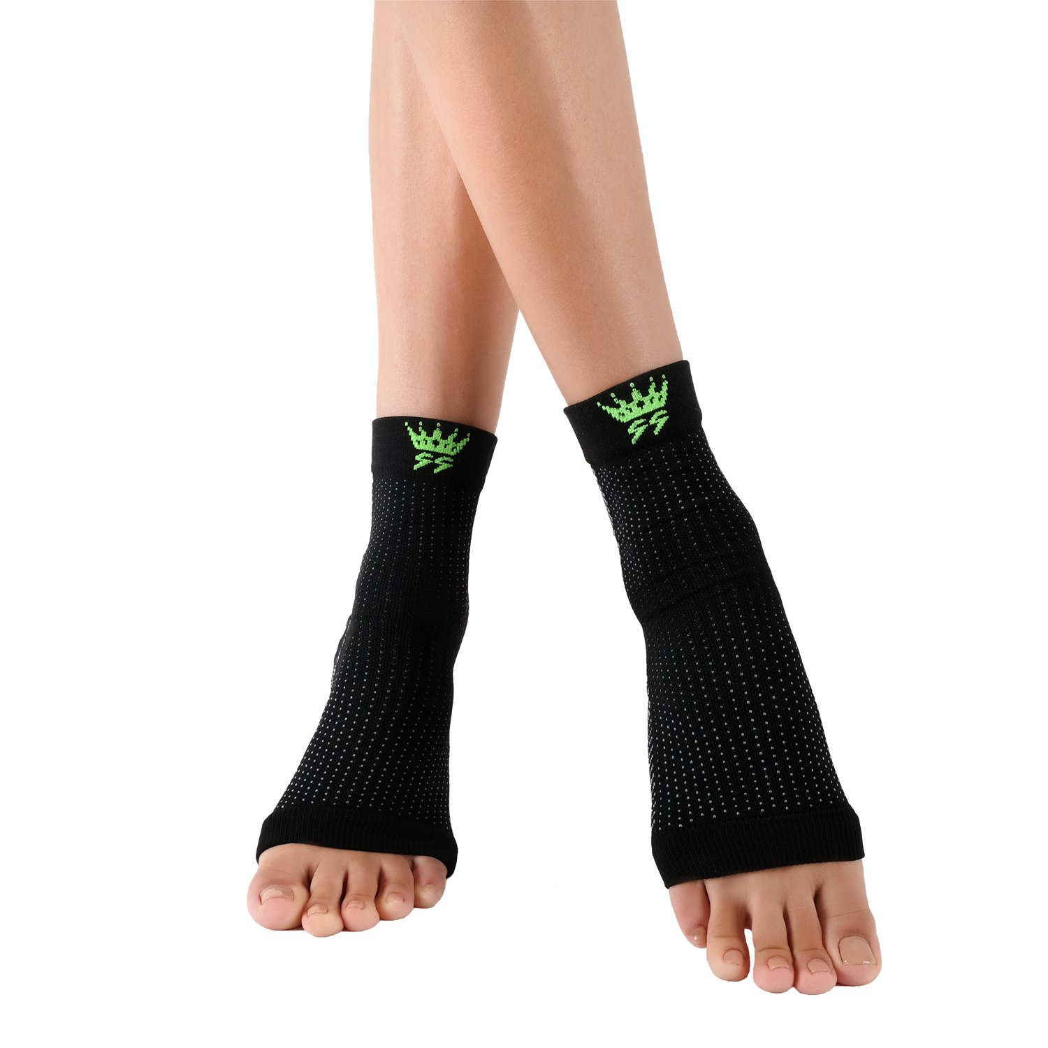 Best Plantar Fasciitis Socks Compression Foot Sleeve for Men & Women Heel Pain-Better Than Night Splint-Orthopedic, Supports Heel, Arch & Ankle, Treatment for Everytime Use with Arch Support