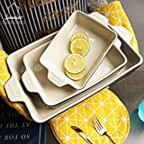 Sweejar Ceramic Bakeware-Set Baking-Dish