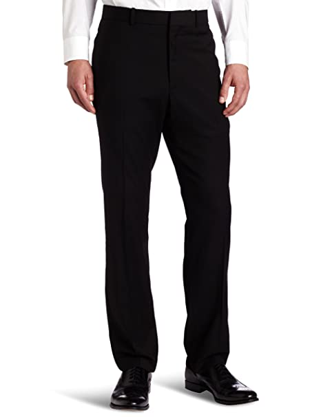 Perry Ellis Men s Solid Slim-Fit Pant  Amazon.ca  Clothing   Accessories 502a65803