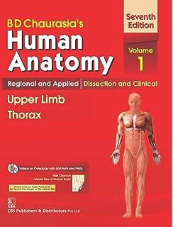 Chaurasia Human Anatomy Book
