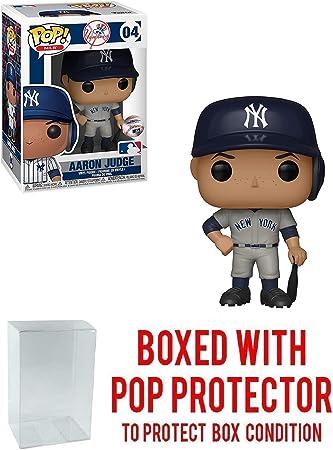 Funko Pop! Sports MLB New York Yankees, Aaron Judge Grey Away ...
