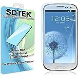 SDTEK Samsung Galaxy S3 / S3 Neo Vetro Temperato Pellicola Protettiva Protezione Protettore Glass Screen Protector