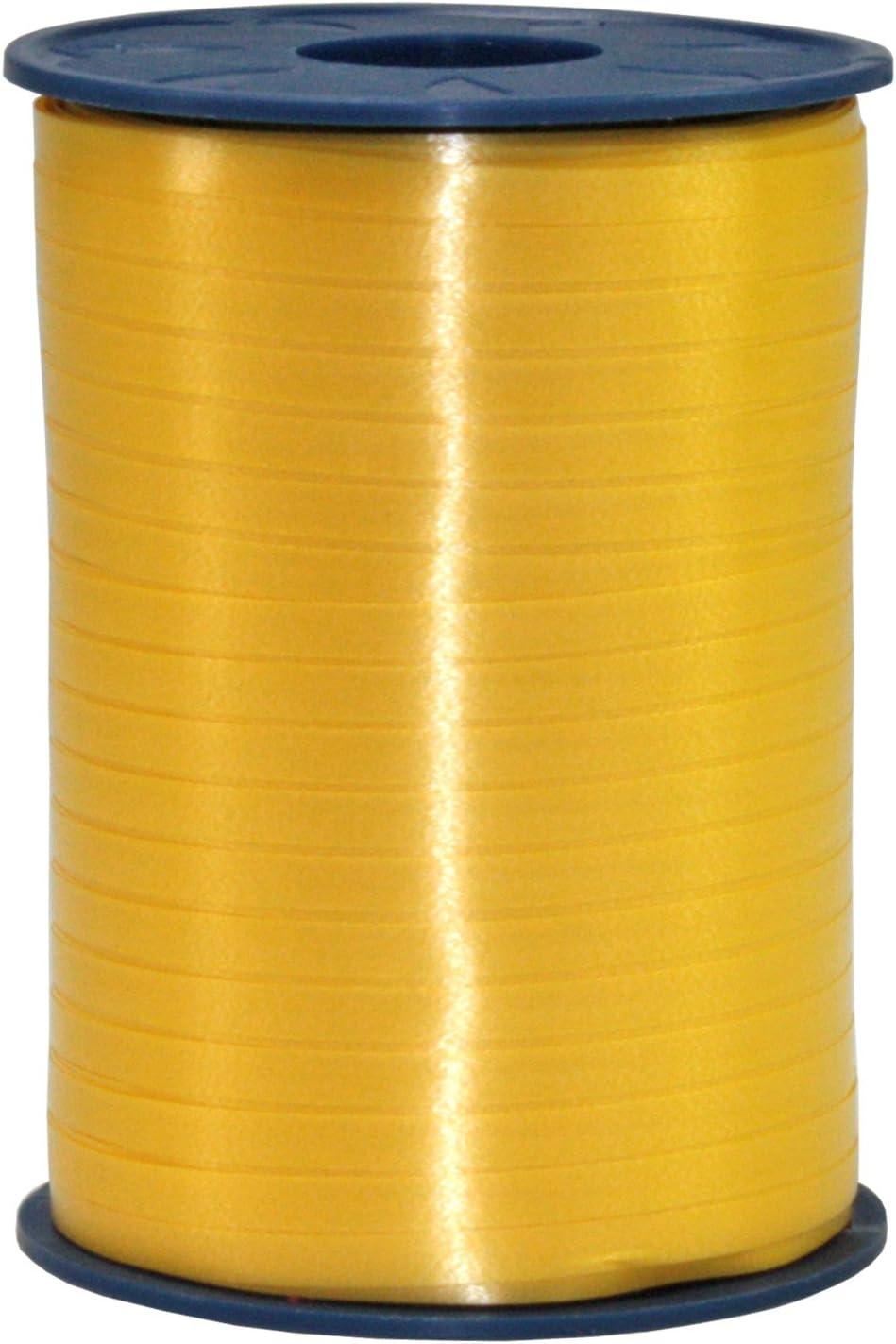 Pattberg Pr/äsent 5 mm 500 m Ribbon Curling America C.E Lime Green
