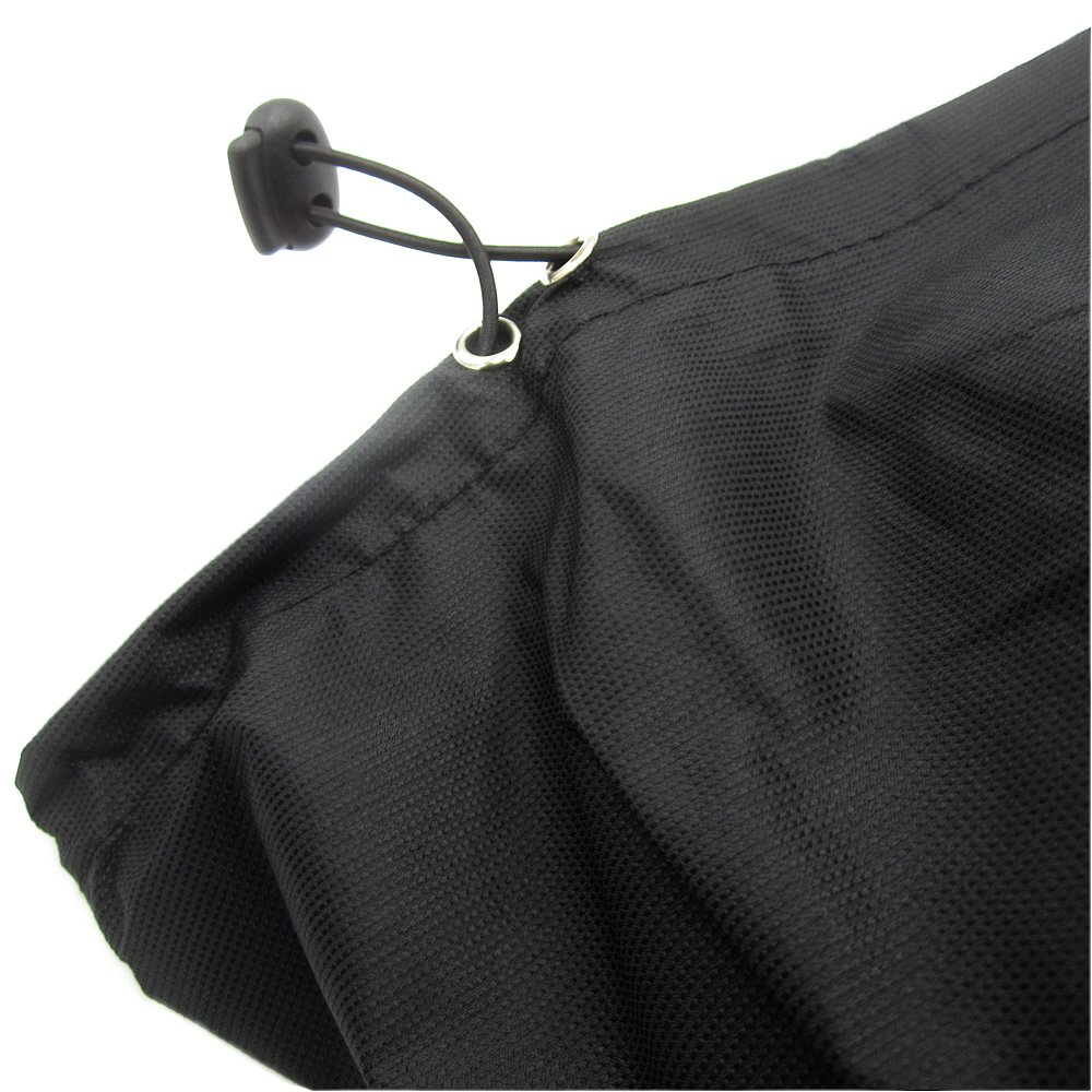Waterproof Leg Gaiters Boot Shoe Cover Legging 16'' by Jenoco (Image #4)