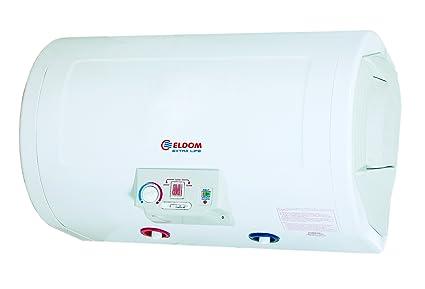 Eldom 72427 80 litros hervidor de agua eléctrico 3,2 kW. Horizontal [clase