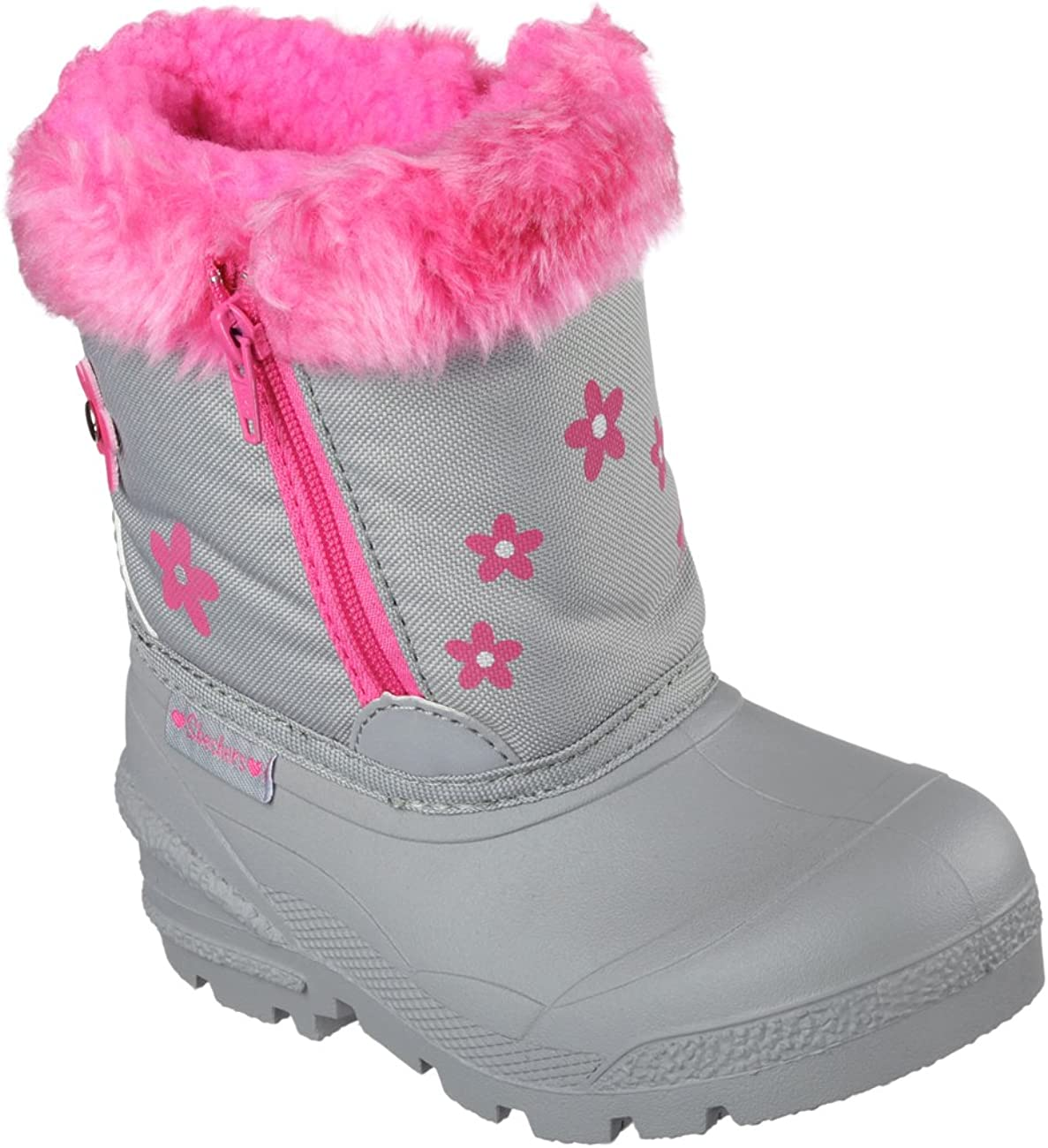 Amazon.com | Skechers Kids 88590N Lil