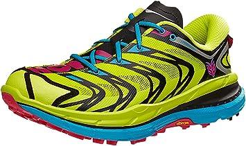 Hoka One One Speedgoat Acid y Cian – Zapatillas de Senderismo Hombre: Amazon.es: Zapatos y complementos