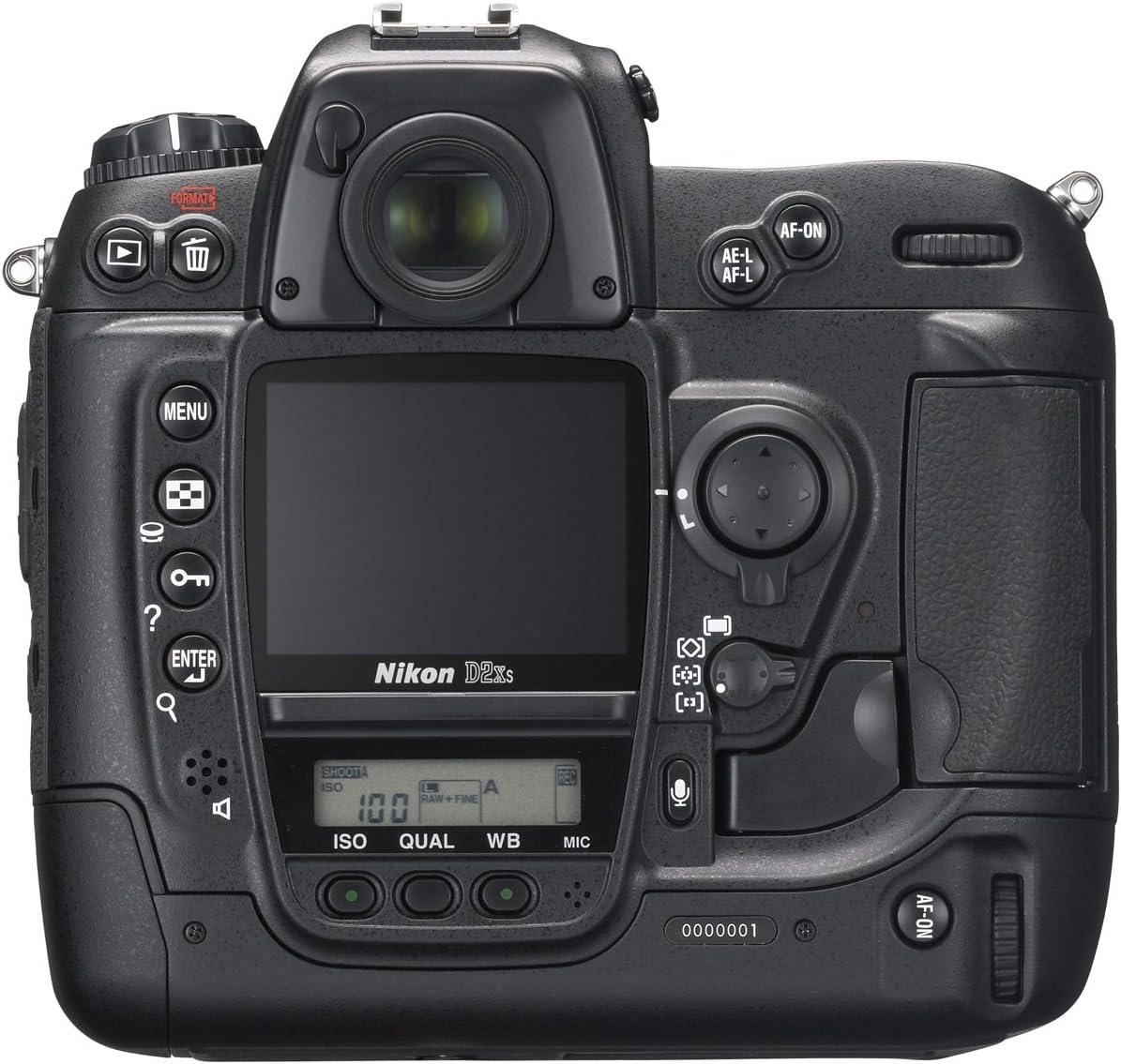 Nikon D2XS - Cámara Réflex Digital 12.4 MP (Cuerpo): Amazon.es ...