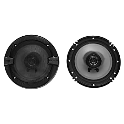 JVC CS-DR162 DR Series 6.5 Inch 2-Way Coaxial Speakers (300 Watts Peak): Home Audio & Theater