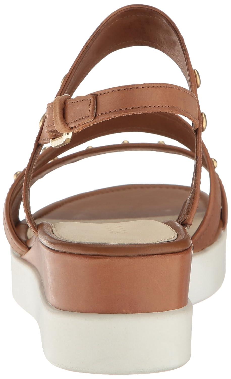 Ecco Damen Sandale Touch Sandale Damen Plateau Braun (2283whisky) c4b135